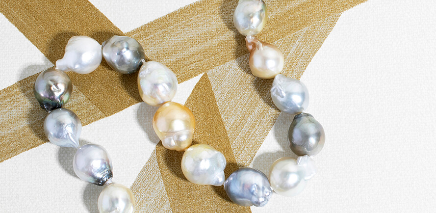 Pearls & Gemstones